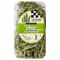 Al Dente Bona Chia Spinach Fettuccine - 10 Oz