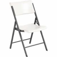 Lifetime Folding Chair, Almond - 1 unit