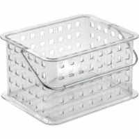 iDesign Clarity Small Basket 37560 - 1