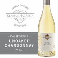 Kendall-Jackson Avant Unoaked Chardonnay White Wine - 750 mL