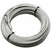 Tie Down TranzSporter 100Ft Replacement Cable for 200 & 250 Pound Shingle Hoists - 1 Piece