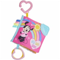 Disney Baby, Minnie Mouse Soft Book - 1