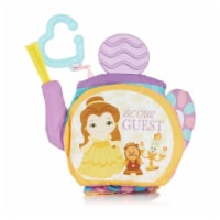 Disney Baby Belle Soft Book And Teether