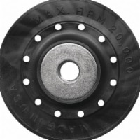 Century Drill and Tool Air Cooled Backing Pad, 4-1/2 in. HAWA