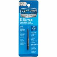Century Drill & Tool 3.0x0.60 Carbon Steel Metric Tap 97305 - 3.0X0.60