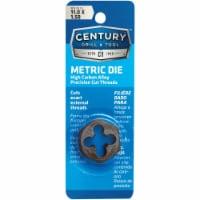 Century Drill & Tool 11.0x1.50 NPT 1  Across Flats Hexagon Pipe Die 97616 - 1