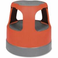 Cramer Office Step Stool,15 In H,300lb,Plastic  50011PK-43 - 1