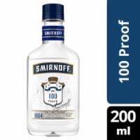 Smirnoff Blue No. 57 100 Proof Vodka