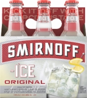Smirnoff Ice Original Lemon Lime Premium Malt Beverage