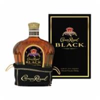 Crown Royal Black Blended Canadian Whisky