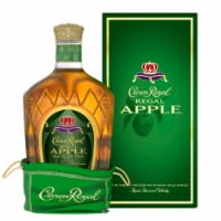 Crown Royal Regal Apple Flavored Canadian Whisky