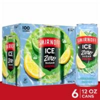 Smirnoff Ice Original Zero Sugar Premium Malt Beverage