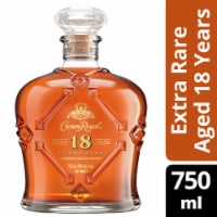 Crown Royal 18 Years Extra Rare Blended Canadian Whisky - 750 mL