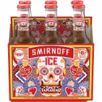 Smirnoff Ice Spicy Tamarind Malt Beverage - 6 bottles / 11.2 fl oz
