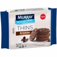 Murray Brownie Thins Sugar Free Cookies