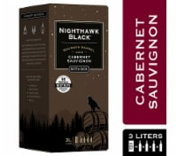Bota Box Nighthawk Black Bourbon Barrel Aged Cabernet Sauvignon