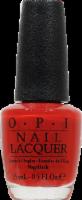 OPI Big Apple Red Nail Lacquer Nail Polish - 1 ct