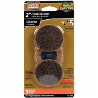 Gator Surface 2 In. Coarse Finishing Surface Conditioning Sanding Disc (3-Pack) - 1