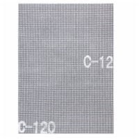 Gator 11 in. L x 9 in. W 120 Grit Fine Silicon Carbide Drywall Sanding Screen 1 pc. - Case - Case of: 25