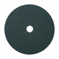 Gator  7 in. Silicon Carbide  Center Mount  Floor Sanding Disc  24 Grit Extra Coarse  1 pc. - - Case of: 25