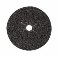 Gator 17 in. Silicon Carbide Center Mount Floor Sanding Disc 80 Grit Medium 1 pk - Case Of: - Case of: 15
