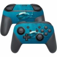 MightySkins NISWPCOI-Shark Skin for Nintendo Switch Pro Controller, Shark - 1
