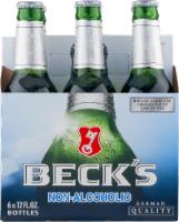 Beck's Non-Alcoholic Beer 6 Count