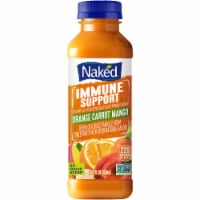 Naked Orange Carrot Mango Juice Blend