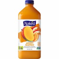 Naked Juice 100% Mighty Mango Flavored Juice Blend Drink
