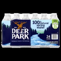 Deer Park Natural Spring Water 24 Bottles