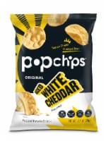 popchips Aged White Cheddar Potato Chips - 0.7 oz
