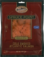 Ducktrap River of Maine Scottish Style Spruce Point Smoked Atlantic Salmon