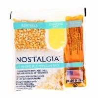 Nostalgia Popcorn Oil & Seasoning Salt All-In-One Packs