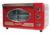 Nostalgia Retro Convection Toaster Oven