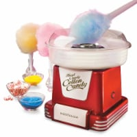 Nostalgia Retro Hard & Sugar-Free Candy Cotton Candy Maker