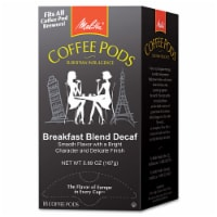 Melitta 75413 Decaf Coffee Pods  Skip The Buzz  18 Pods/Box - Count of: 1