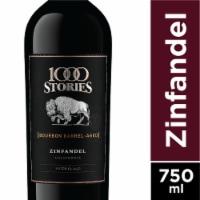 1000 Stories Bourbon Barrel-Aged Zinfandel