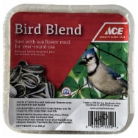 Ace Bird Blend Assorted Species Suet Beef 11 oz. - Case Of: 12; - Case of: 12