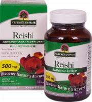 Nature's Answer Reishi Vegetarian Capsules 500mg