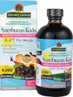Nature's Answer Sambucus Kids Formula Liquid 4000mg