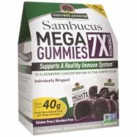 Nature's Answer  Sambucus Mega Gummies 7X™