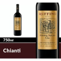Ruffino Riserva Ducale Oro Gran Selezione Chianti Classico Red Wine - 750 mL