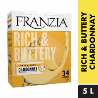 Franzia Rich and Buttery Bold Blends Chardonnay White Wine