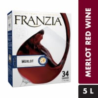 Franzia Merlot Boxed Red Wine