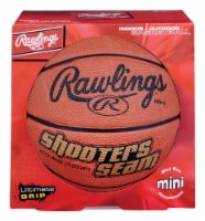 Rawlings Brown Indoor and Outdoor Basketball - Case Of: 1; - Count of: 1