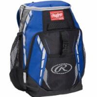 Rawlings R400-R Rawlings Players Backpack - Royal