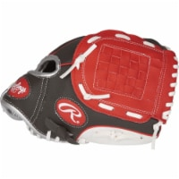 Rawlings PL10DSSW-0/6 Rawlings Players 10 In Youth Baseball Softball Glove LH - 1