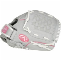 Rawlings SCSB105P-6/0 Rawlings Sure Catch 10.5 In Youth Sofball Glove RH - 1