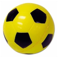 POOF 7.5-Inch Foam Soccer Ball (Colors may Vary)