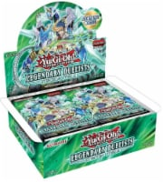 Yu-Gi-Oh! Legendary Duelists Synchro Storm Boosters - BOX